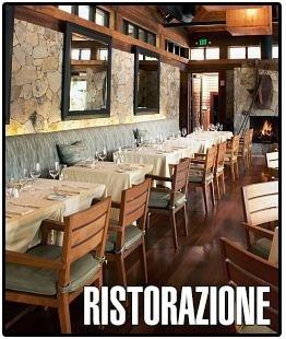 arredamento ristorazione