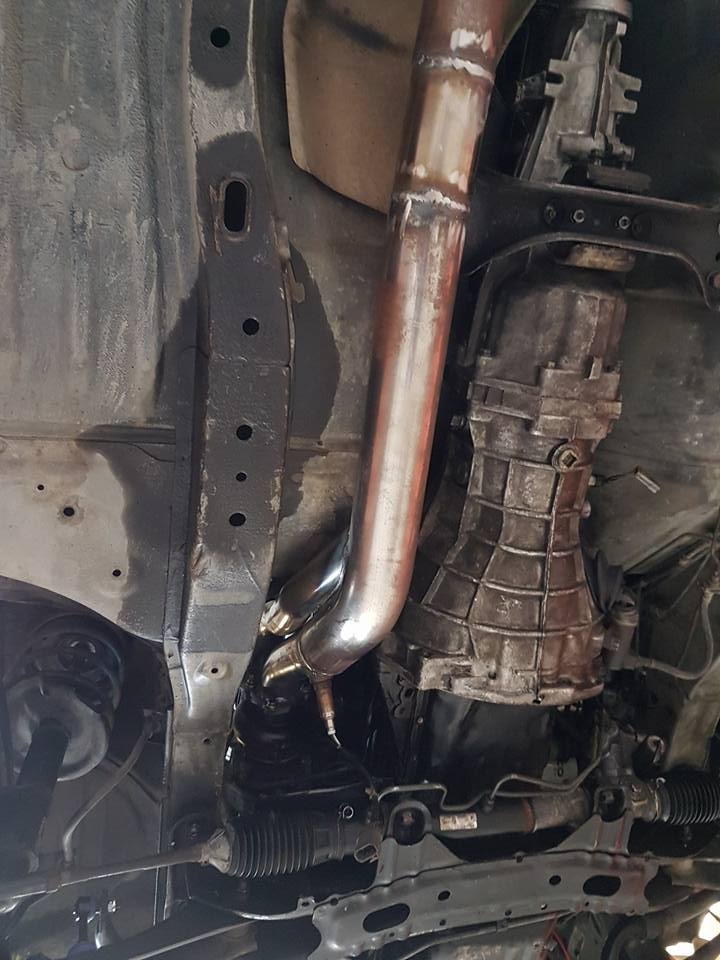 Exhaust repairs, turbo upgrades and more services