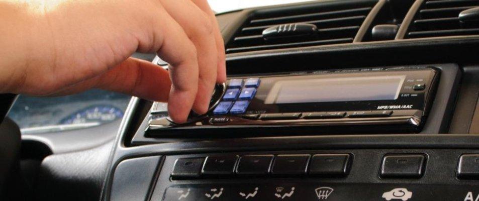 car stereo roma