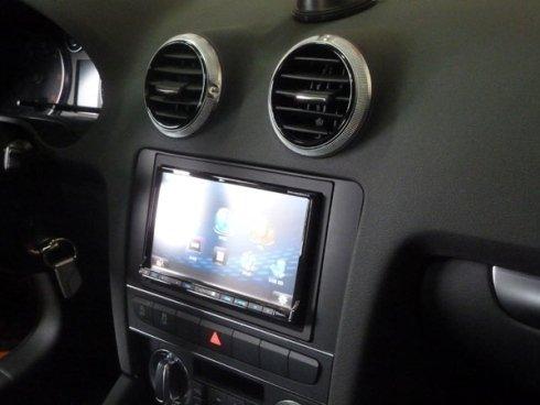 montaggio autoradio