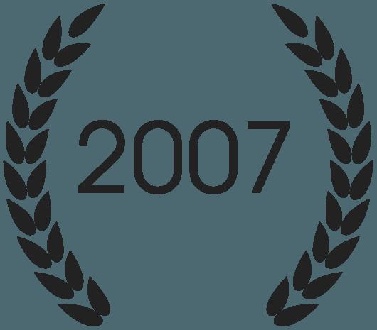 Award winner 2007