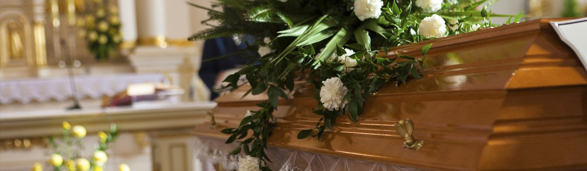 caring funerals coffins