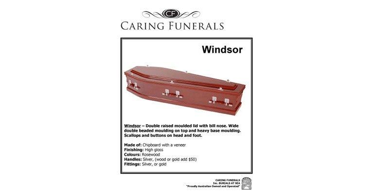 Coffins in Sydney | Caring Funerals