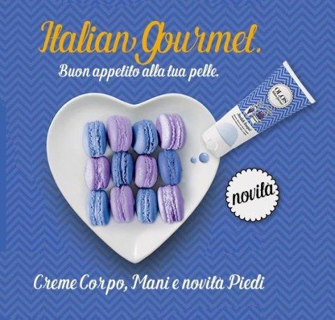 Italian Gourmet - Buon appetito alla tua pelle