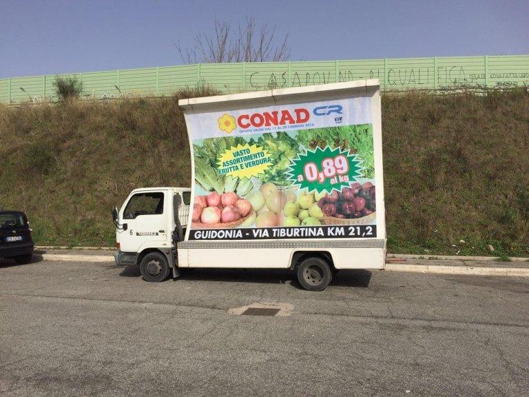camion vela