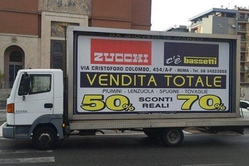 pubblicità azienda
