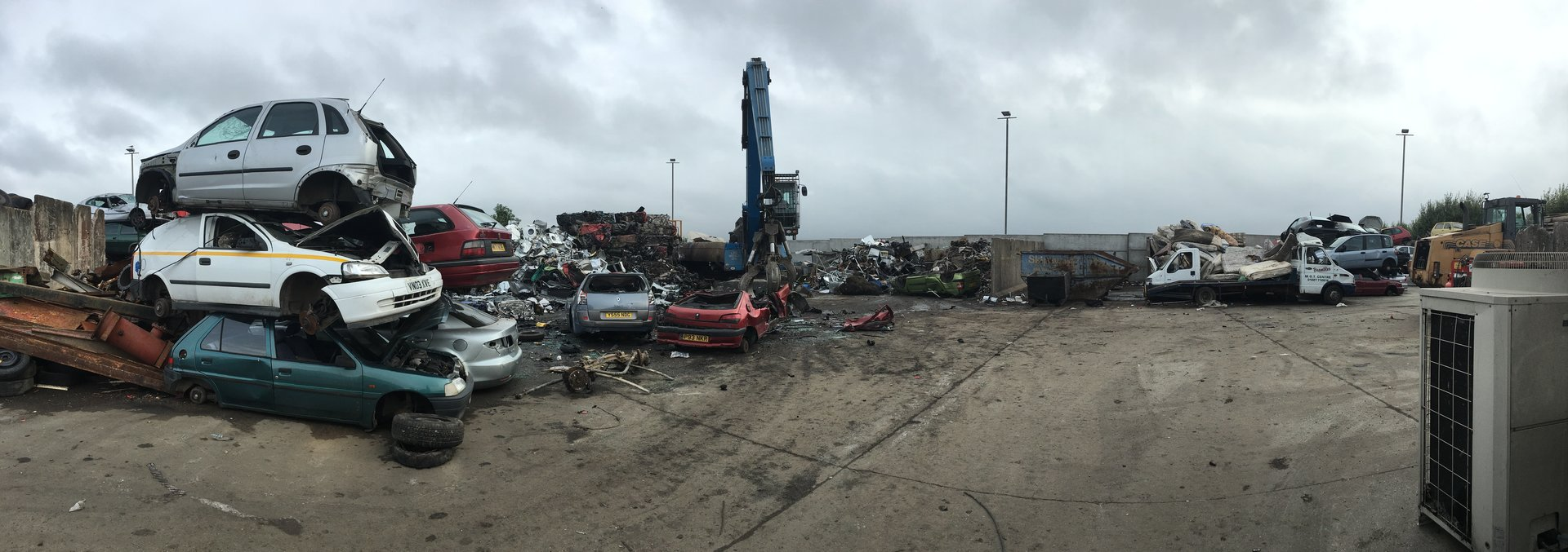 Reliable scrap car recycling services in Kent