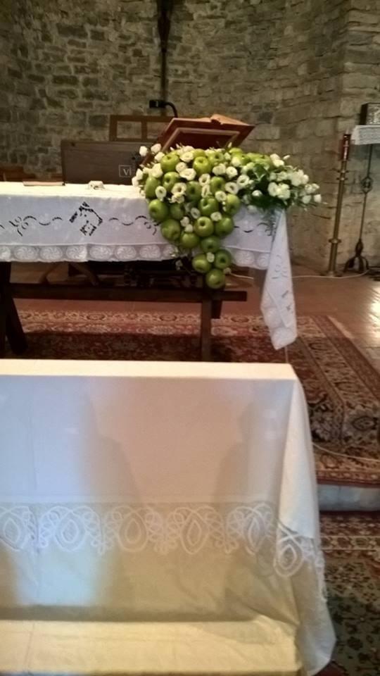 Composizione per altare