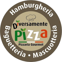 PIZZERIA DIVERSAMENTE PIZZA - LOGO