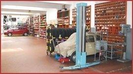 manutenzione elettronica auto