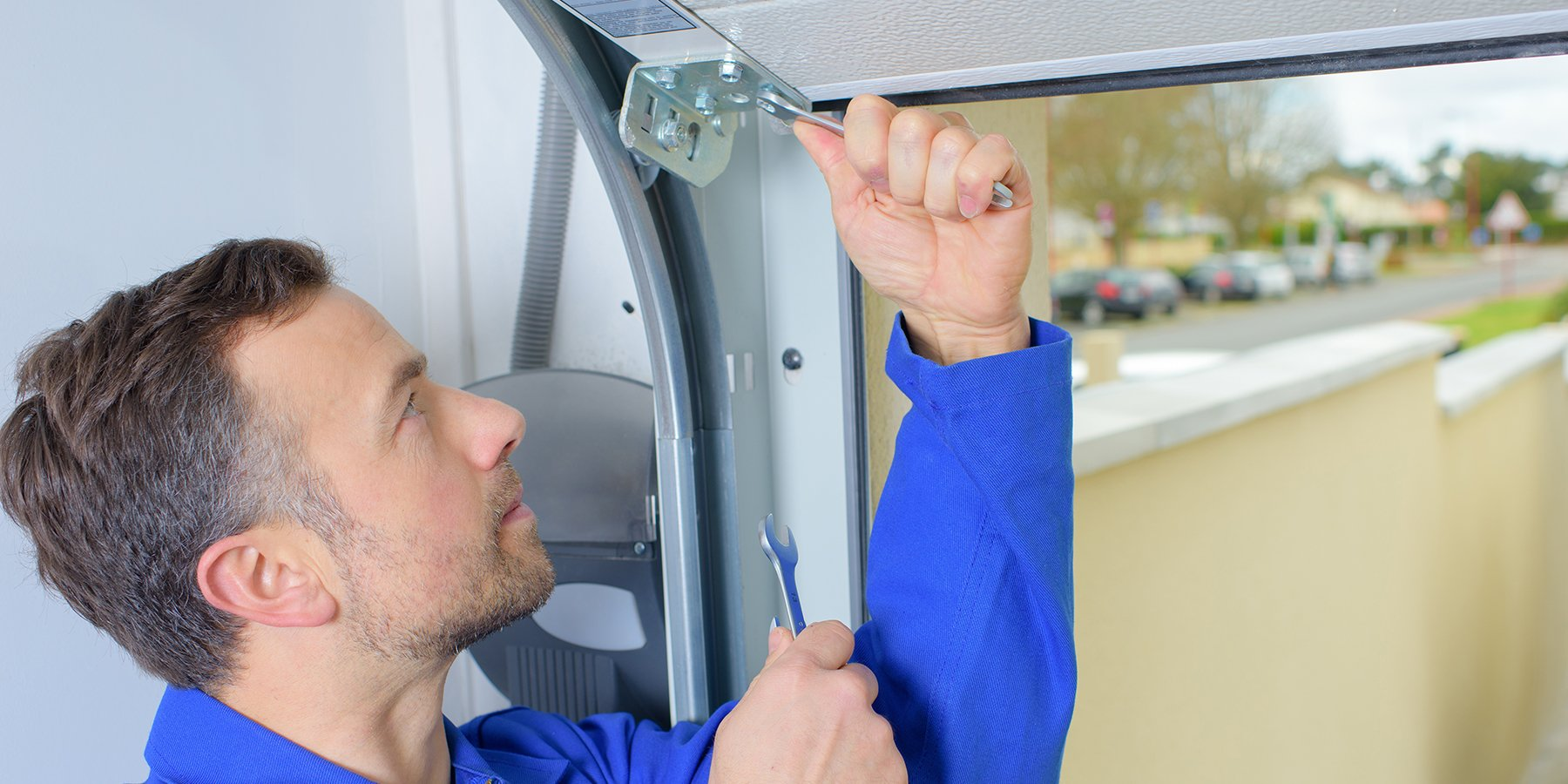 Garage door spring and roller repair in St. Louis and St. Charles Counties, MO
