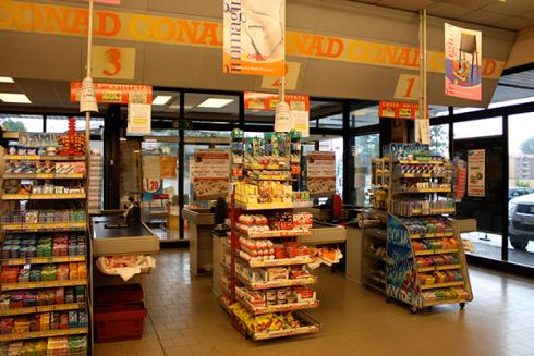 Nel supermercato troverai gustosi dolci e caramelle