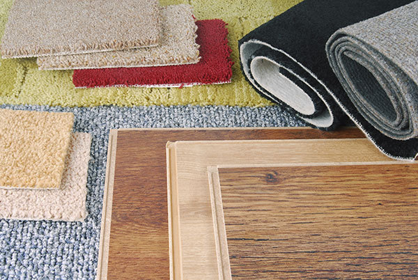 quality carpets and laminate flooring