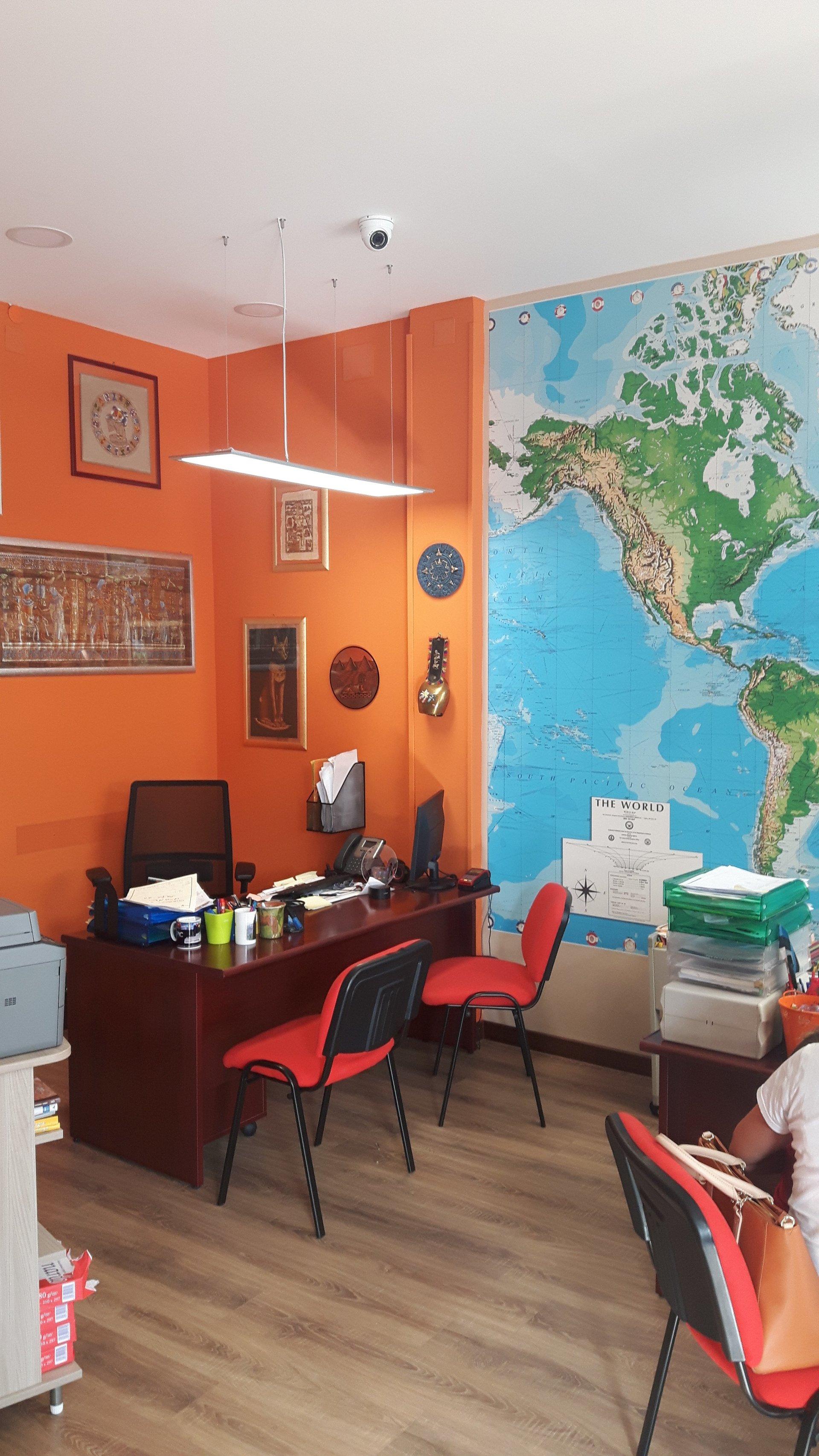 impianto elettrico ufficio