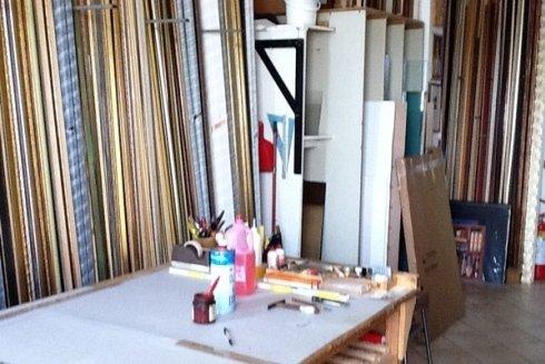 laboratorio per restauro cornici