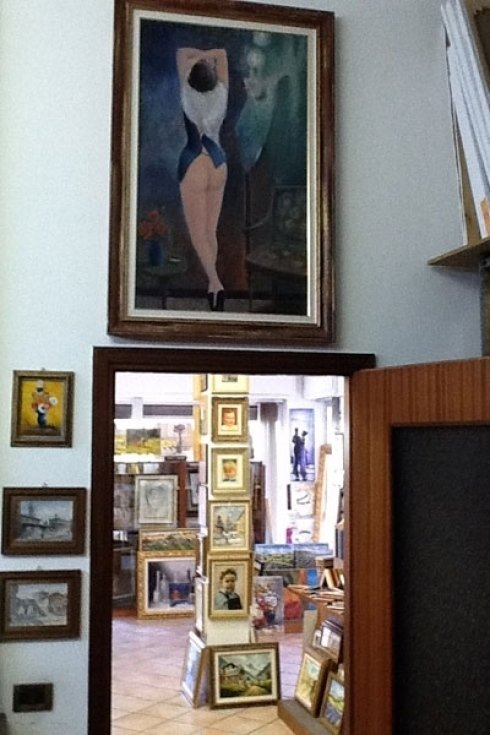 vendita quadri famosi