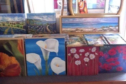 quadri ad acquerello