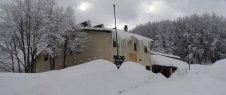 rifugio alpino, rifugio montano, struttura alberghiera