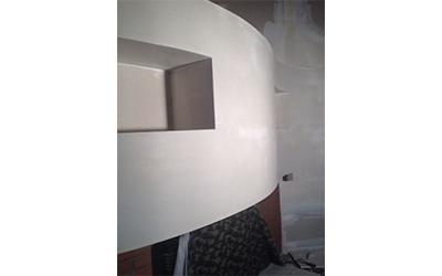 parete in cartongesso