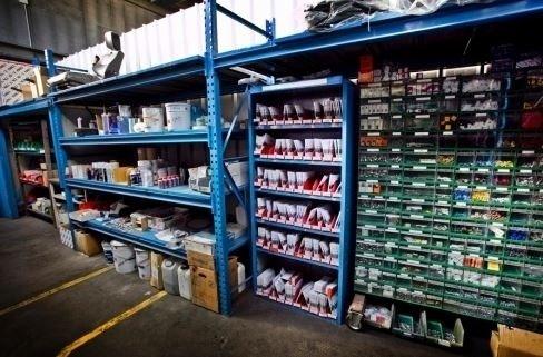 magazzino prodotti