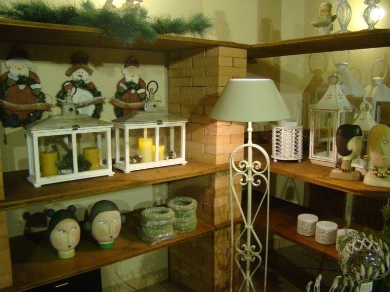 Lanterna e lampada stile provenzale