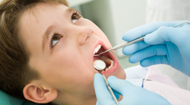 pedodonzia, parodontologia, ortognatodonzia