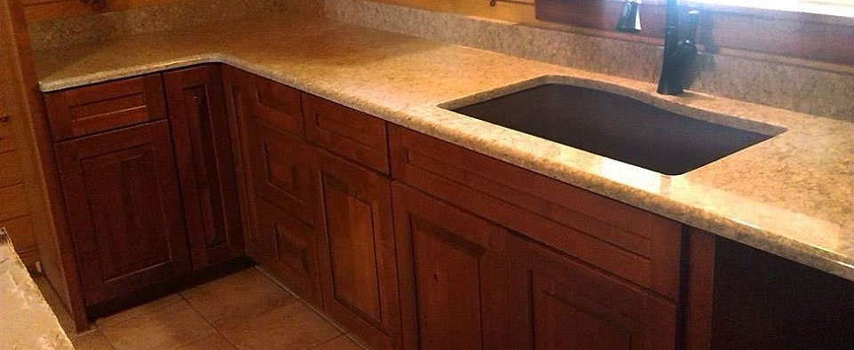 Residential Service Solid Surface Countertops