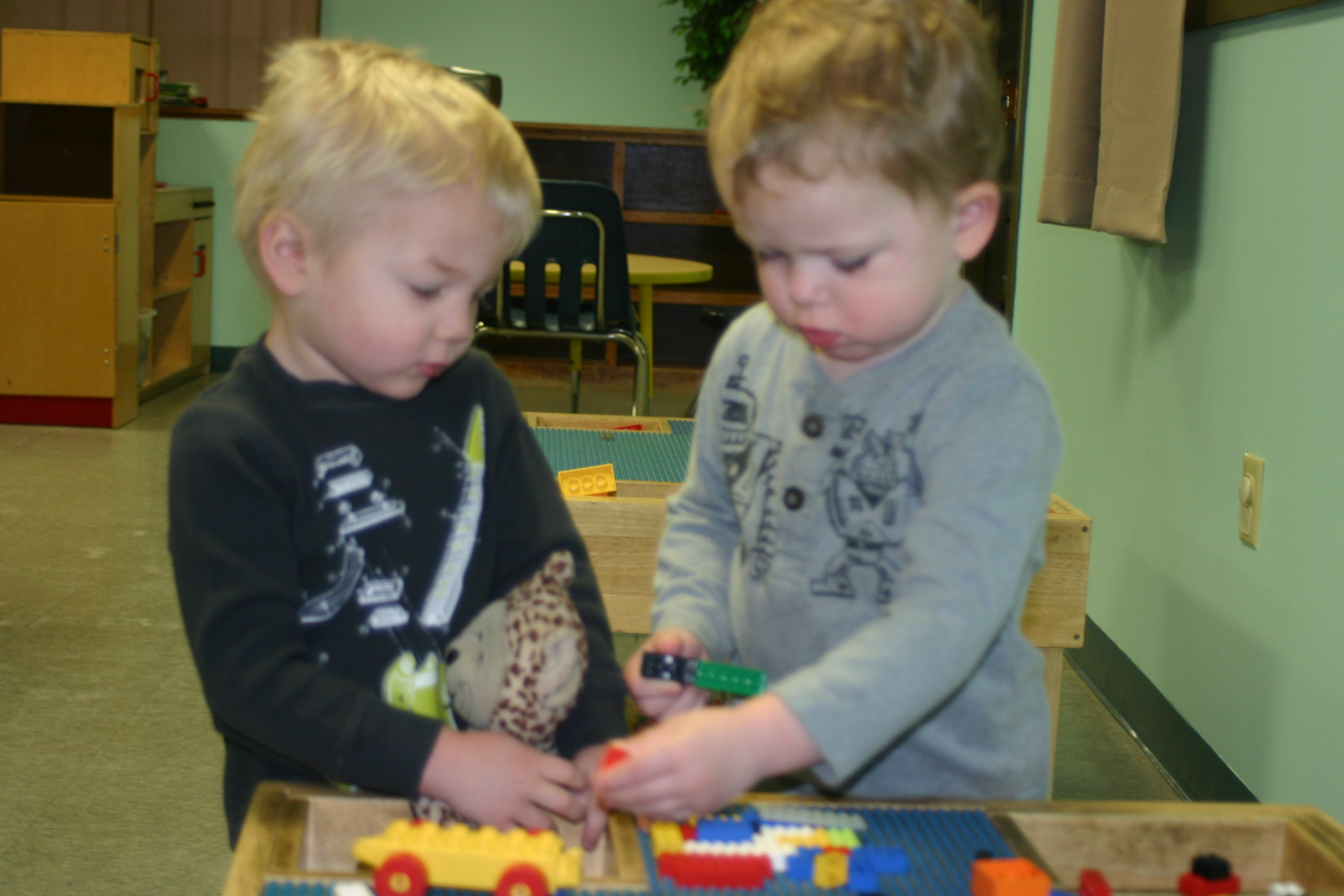 Child care in our DLC Academy St. Peters location