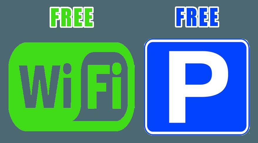 Mojito House offers free wifi