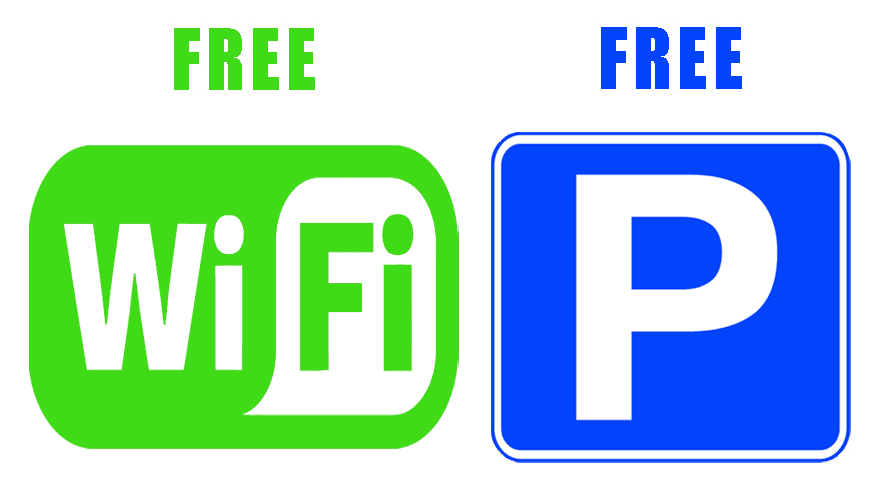 Mojito House offers free wifi