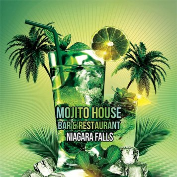 Mojito House Bar Niagara Falls, Latin Food, Cuban food, Latin Dance Niagara Falls