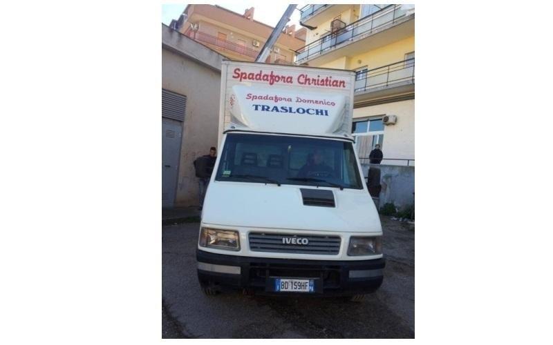 furgone traslochi