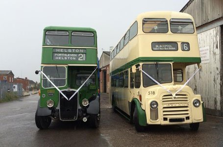 Classic buses