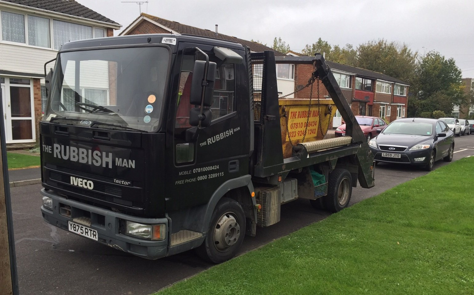 Waste  removal specialists