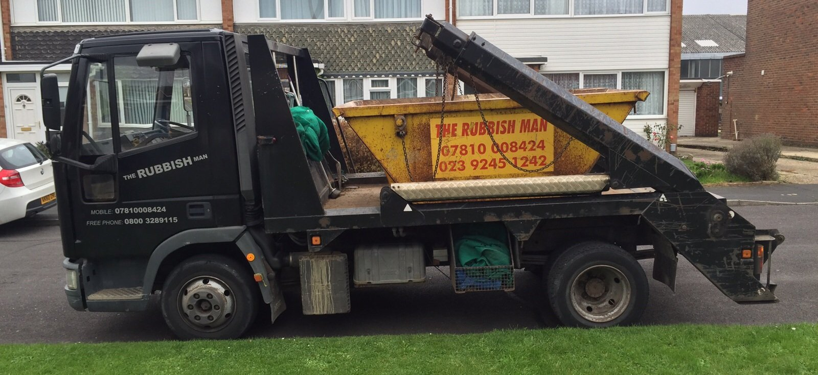 Reliable skip hire