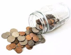 coins and pennies
