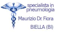 FIORA DR. MAURIZIO SPECIALISTA IN PNEUMOLOGIA - LOGO