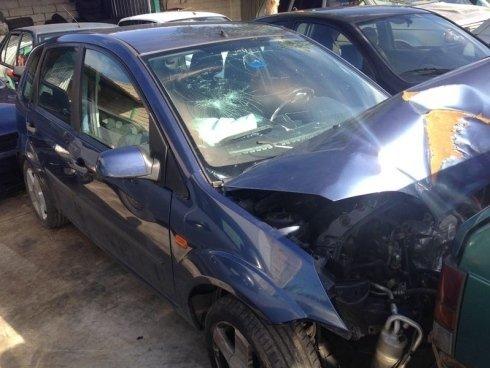 veicoli incidentati