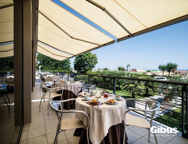 Scopri le nostre tende da sole motorizzate a Bergamo