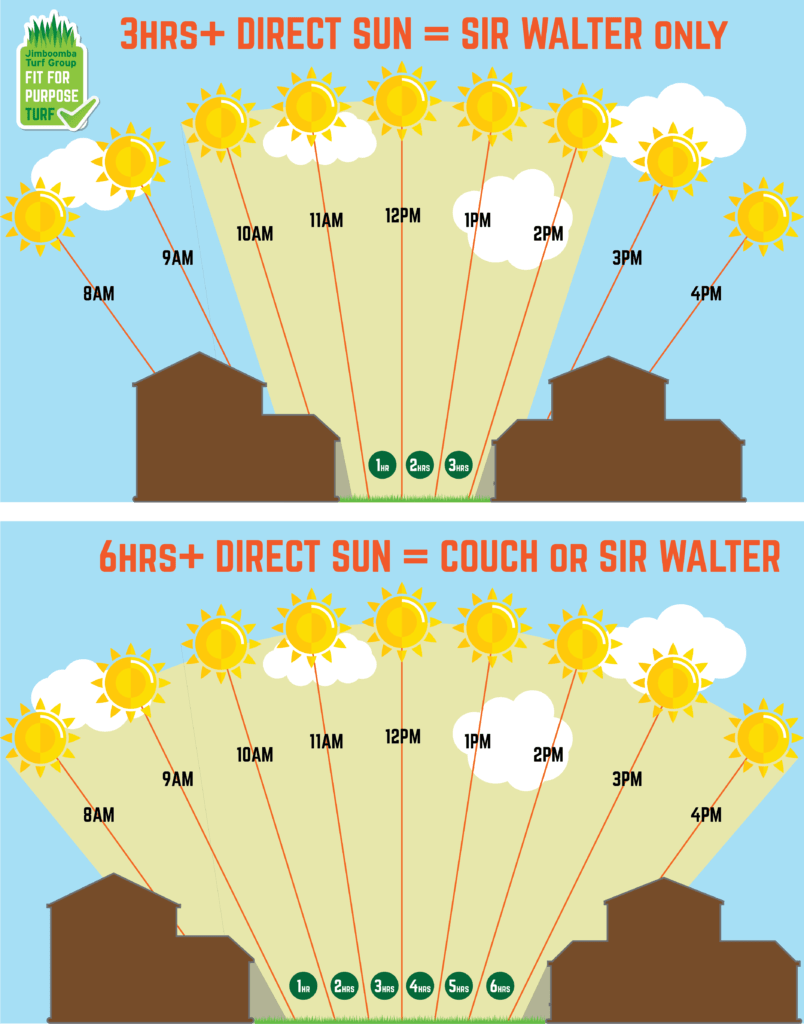 Turf Tips How Much Sunlight Does My Lawn Need