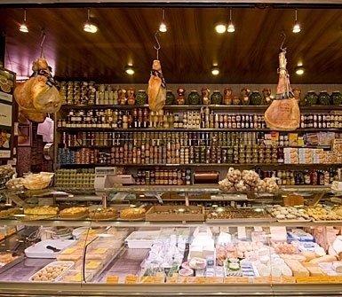 Gastronomie, salumerie e rosticcerie