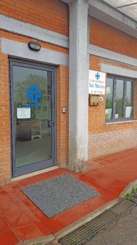 ingresso ambulatorio veterinario