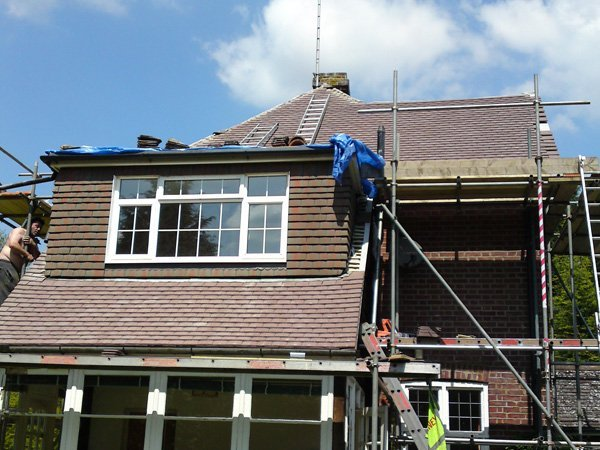 Roofing work carried out by All Roofing & Guttering