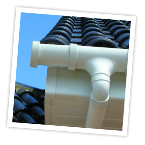 Gutters and pipes fitted and fixed by All Roofing & Guttering