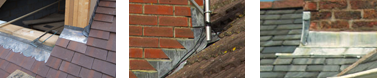 Lead flashing by All Roofing & Guttering