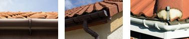 Gutters and pipes by All Roofing & Guttering