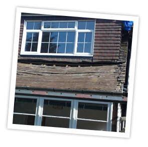 Roof repairs and replacements carried out by All Roofing & Guttering