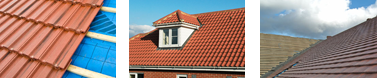 New roofs by All Roofing & Guttering