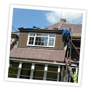 New roofs fully fitted by All Roofing & Guttering