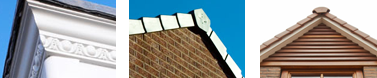 Fascias, soffits and cladding by All Roofing & Guttering